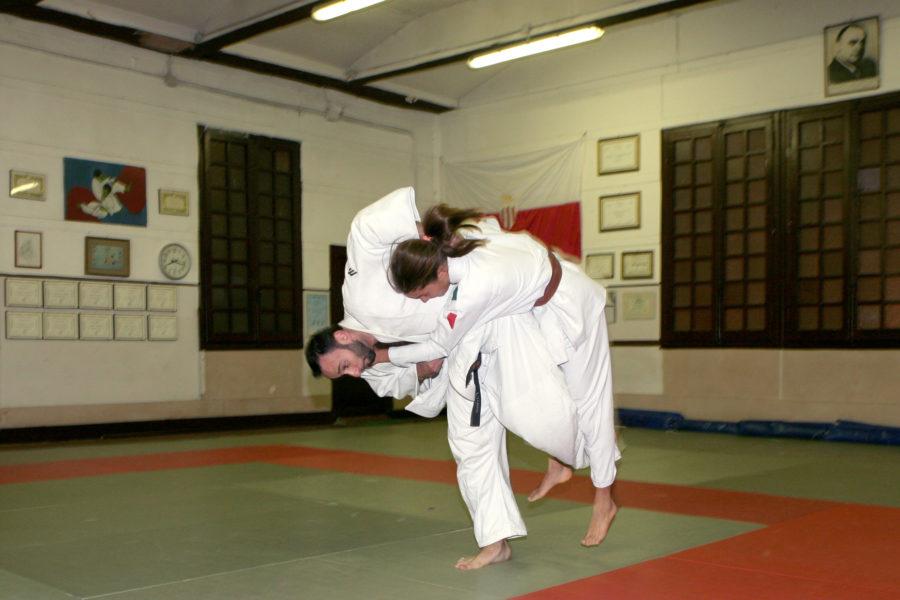 Corsi judo adulti