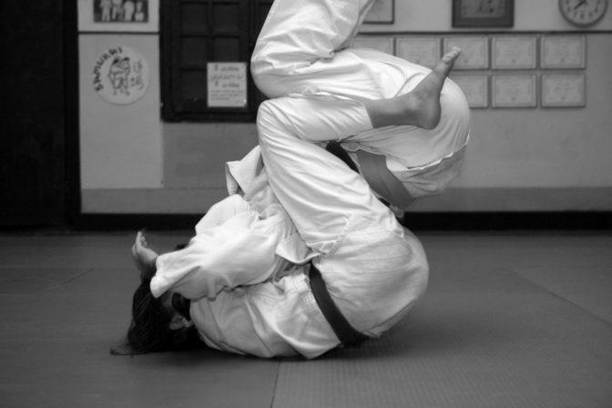 Corsi judo Roma