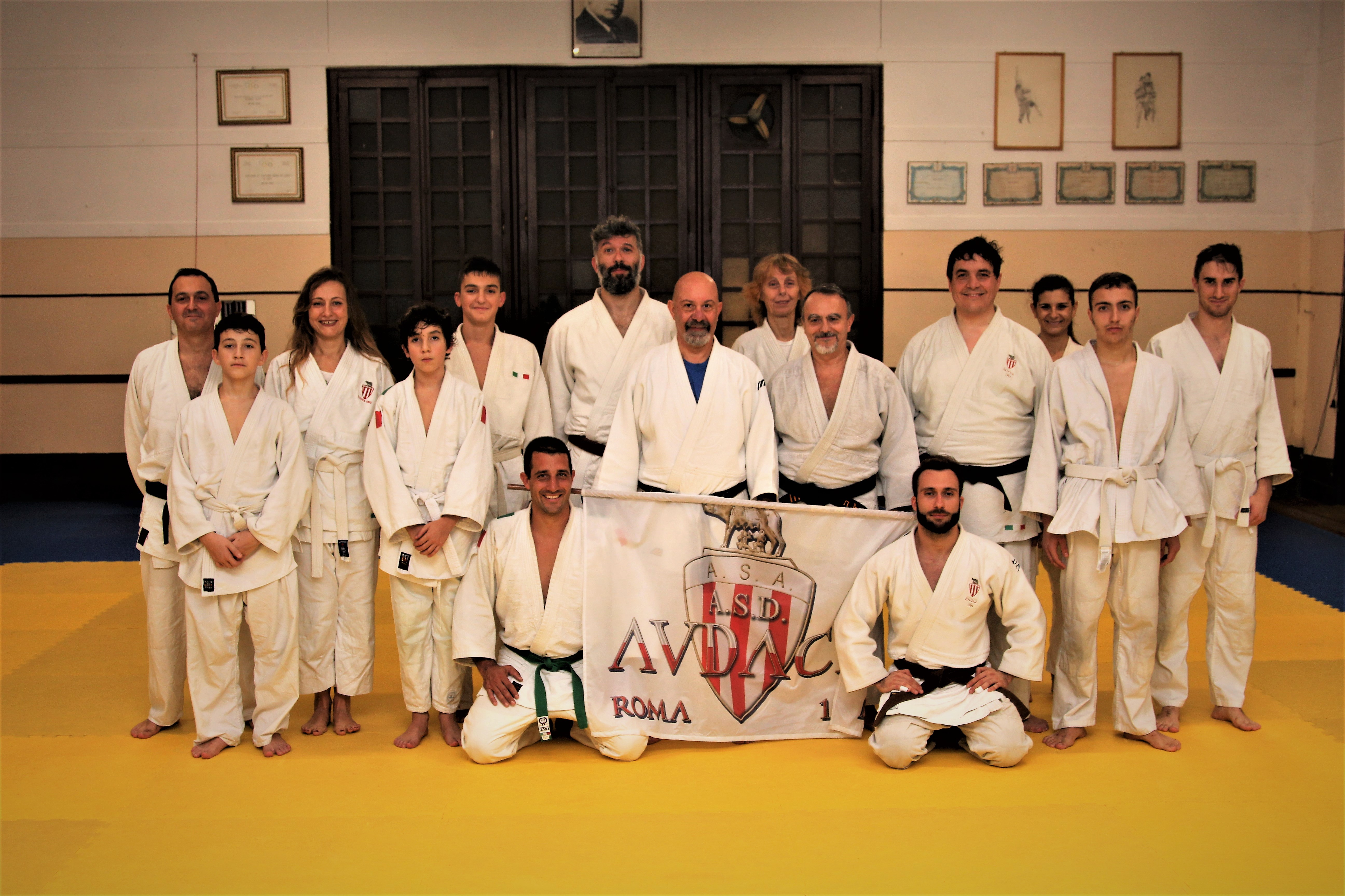 Audace dojo - Judo e Aikido a Roma