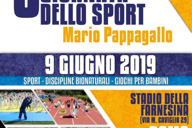 3^ Giornata dello Sport Mario Pappagallo